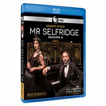 Mr. Selfridge Season 4 3 DVD Set